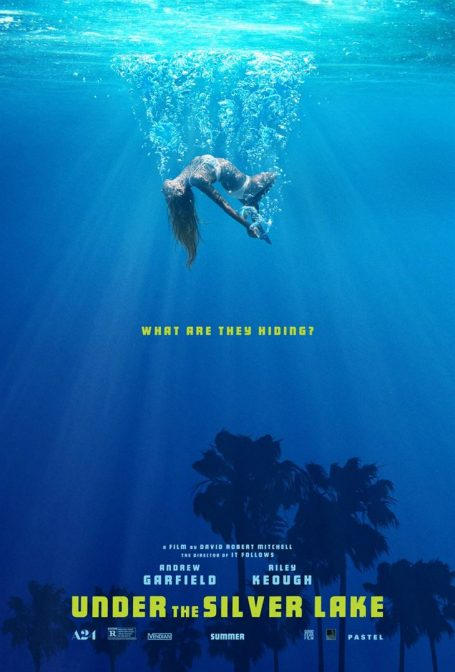 Cannes 2018: Under The Silver Lake